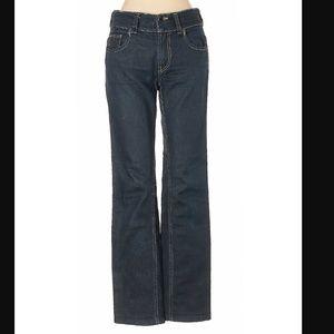 "Diesel Brucke jeans sz. 26, 8.5"" rise, 28"" inseam"